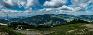 Little Beskids II (Beskid Maly, Zar) by re-pip
