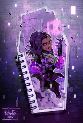 MM: Sombra by Kate-FoX