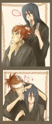 Bleach: problem in the morning by xenopyro