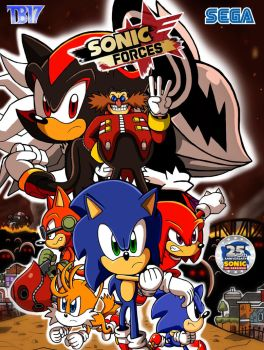 Sonic Forces: A Hero Will Rise by BlueTyphoon17