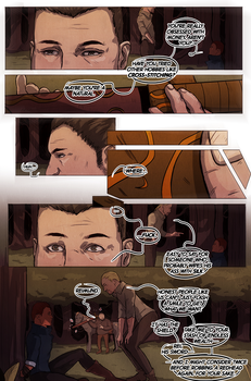 Lest // Chapter 1 (pg. 6) by Herssian