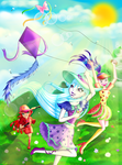 [Miss Magix Round 4] Fly Kites Time ! by Lisari-Neon