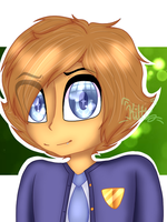 Evil Laurance! - PDH by Kittz-Draws