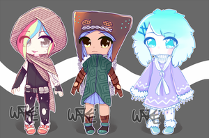 Adopts [Closed] by Wafkie