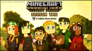 Minecraft: Story Mode - SEASON TWO! by PrettyXTheXArtist