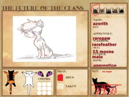 Azarith (rare Paw)(updated) by kenmaster12