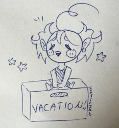 Vacation Update~ by cornelia892