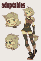 (Close) Kemonomimi Adopt by aeternoria