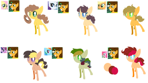Cheesy Fanfoal Adopts closed by angelstars-adopts
