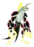 Omniverse Heatjaws by Supersketch1220