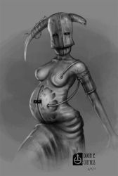 Mother of Sin by thadeemon