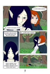 The tale of Vargam Thrumurson page 2 by Gatanuva