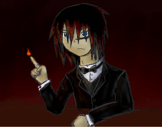 Necro in a Suit by saslover101