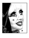 Lady Gaga 08 by thebadkitty5