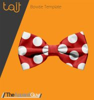 Bowtie Template by TheApparelGuy