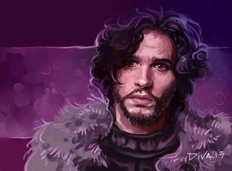 John Snow by CurlyJul