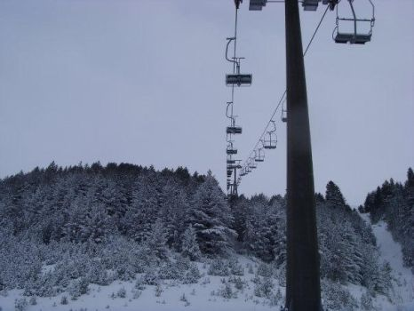 Lifts in Brezovica by blackdevilbd