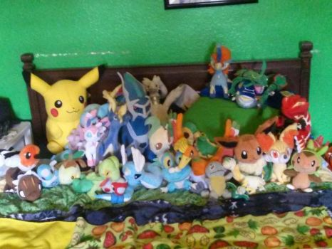 Plushie collection by raja1057