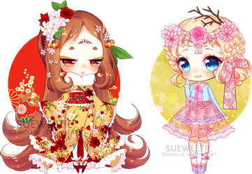 Spring Annie AUCTION [OPEN] by Sueweetie