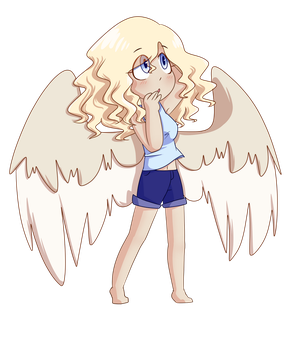 The actual aria design by Giingersnaps