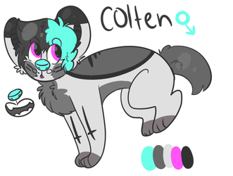 New Improved Colten by someEllie
