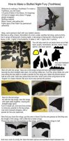 Stuffed Toothless Tutorial by Skylanth