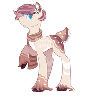 Ponie Deer Auction -CLOSED- by Akira-Draw