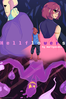 [HELLFLOWERS] - POSTER ART CONTEST! by HappYEnDay
