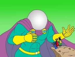 Mysterio Land by Streetgals9000 by JQroxks21