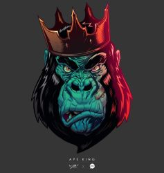 Ape King by pacman23