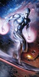 SILVER SURFER by FredIanParis