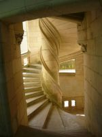 chambord stairs by PhotosdeLau