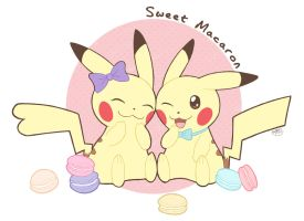 Sweet Macaron by pdutogepi