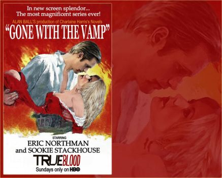 True Blood Gone with the Vamp by riogirl9909