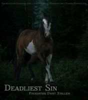 Deadliests Sin by RojoManipulation