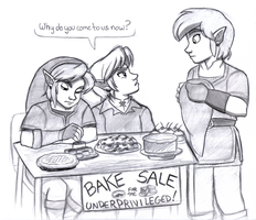 Bake Sale by BlueLink