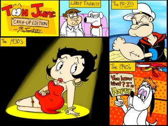 Toon June: The Catch-Up Sesson! by Mr-Toontastic