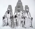 Council of Mordor by dead01