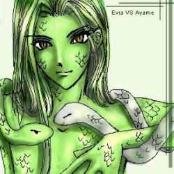 : Evra VS Ayame : - DS by Glazier
