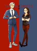 The Maximoffs by T-World