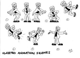 Frames for upcoming Episode by MDKartoons