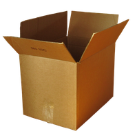 cardboard box png by Amalus