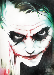 Joker by UraDesing