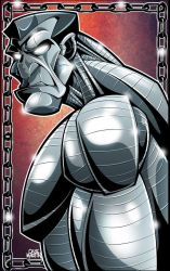 Colossus by graphicoz