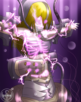 LUNAverse - The Aesir Project by Lightning-in-my-Hand