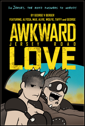 Mad MaxAwkward Love, Jersey Road (T-Shirt Design) by AstroHelix
