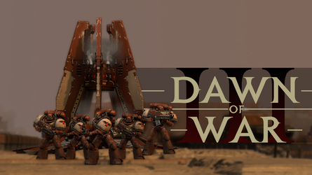Dawn of War III by coryrj1995