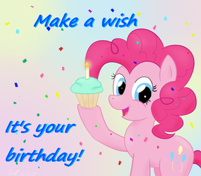 Make A Wish by veggiefangirl