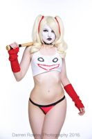 Harley Punked Teaser by GagaAlienQueen