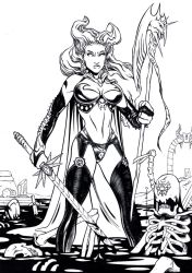 Lady Death by TheDarkness86